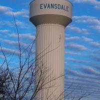 Evansdale Watertower, Реймонд