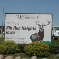 Elk Run Heights, IA, Реймонд
