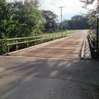 Elk Run Creek Bridge, Реймонд