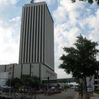 Alliant Energy Tower (Iowa Electric Tower), Cedar Rapids, Iowa, Седар-Рапидс