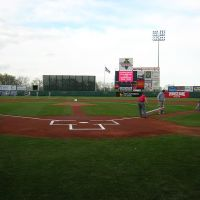 Cedar Rapids Kernels - Perfect Game Field at Veterans Memorial Stadium, Седар-Рапидс