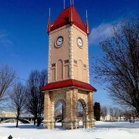 Natl Czech & Slovak Museum Clock Tower, Седар-Рапидс