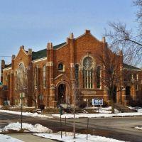 Old First Baptist Church, Седар-Рапидс