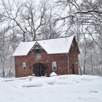 Historic Belmont Hill Carriage House (Philip A. Wolff House), Седар-Рапидс