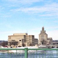 Historic Mays Island - Cedar Rapids, Iowa, Седар-Рапидс