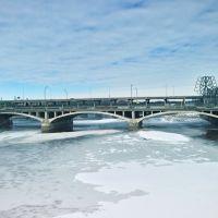 Historic 1st Avenue Bridge, Седар-Рапидс