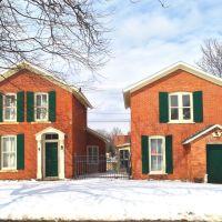 Historic Calder Houses, Седар-Рапидс