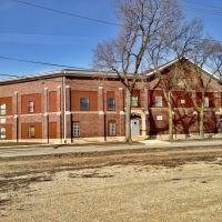 St. Wenceslaus Church Gymnasium, Седар-Рапидс