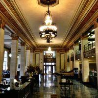 Inside the Historic US Bank Building - Cedar Rapids, Iowa, Седар-Рапидс