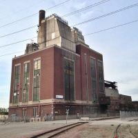Old Alliant Energy Power Plant - Cedar Rapids, Iowa, Седар-Рапидс