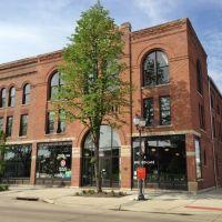 Historic C.S.P.S. Hall - Cedar Rapids, Iowa, Седар-Рапидс