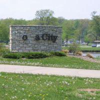 Iowa City minus the I and the W, Урбандал