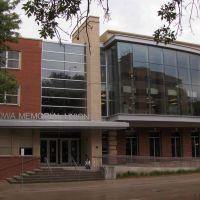 Iowa Memorial Union, GLCT, Урбандал