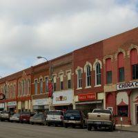 Winterst, Iowa - China & Northside Cafe, Чаритон