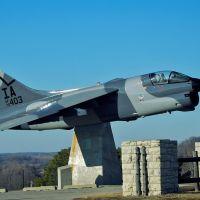 Iowa - Jet near National Guard Camp, Чаритон
