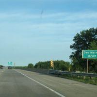 Des Moines River, Чаритон