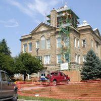 Monroe County Courthouse, Albia, Iowa, Чаритон