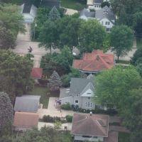 Blunt Street houses, Чарльс-Сити