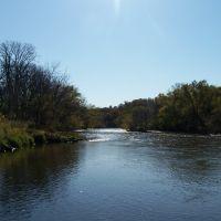 Looking Down the Iowa River, Элдора