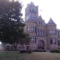 Johnson County Courthouse, Iowa City, Iowa, Эмметсбург