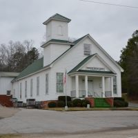 Ebenezer Baptist, Альбертвиль