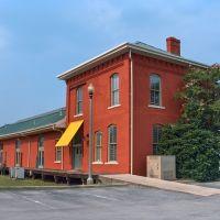 Anniston L&N Freight Depot, Аннистон