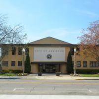 City Hall, Аннистон