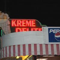 Kreme Delite by Night, Атенс