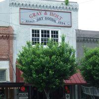 Gray & Holt Dry Goods, Атенс