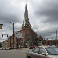 Athens Church, Limestone County, Alabama, USA, Атенс
