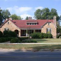 The Gilbert House Jefferson St. 2007, Атенс