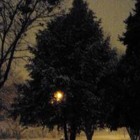 Snow in Alabama, Атенс