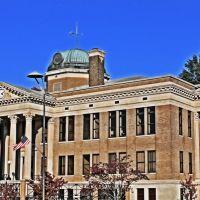 Limestone County Courthouse - Built 1919 - Athens, AL, Атенс