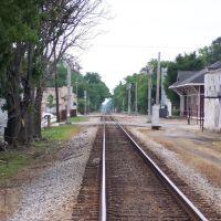 Railroad Tracks, Атенс
