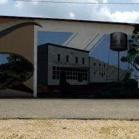 Memorial Mural (Mural conmemorativo), Berry Al, Берри