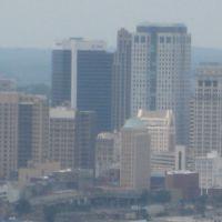 Birmingham, AL skyline, Бирмингам