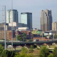 2010, Birmingham, AL - I-20 view, Бирмингам