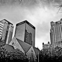 Birmingham Skyscrapers, Бирмингам