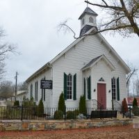 Maplesville United Methodist, Боаз
