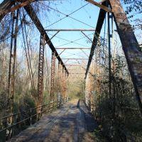 Ghost Bridge - Built 1912 - Demolished 2012, Бриллиант