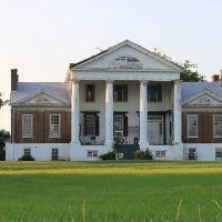 Saunders-Hall-Goode Mansion - Built 1830, Бриллиант