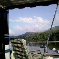 House Boat on Black Warrior River, Бруквуд