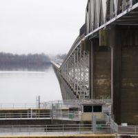 Wheeler Dam, Ванк