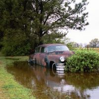 chrysler bush munching mopar somewhwere in northern alabama around 1999..may still be there..help me find it, Ванк