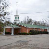 Maplesville Community Holiness, Вебб