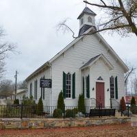 Maplesville United Methodist, Вебб