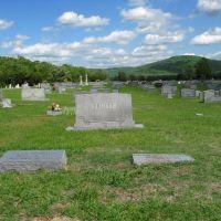 Union Cemetery in Woodville, AL, Вудвилл