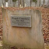 Pisgah Cemetery, Вудвилл