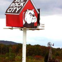 See Rock City, Вудвилл