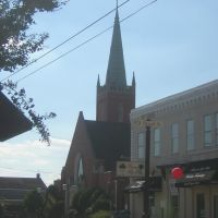 First United Methodist, Gadsden, AL 10-18-2008, Гадсден
